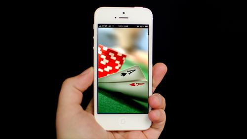 Instant iPhone Poker