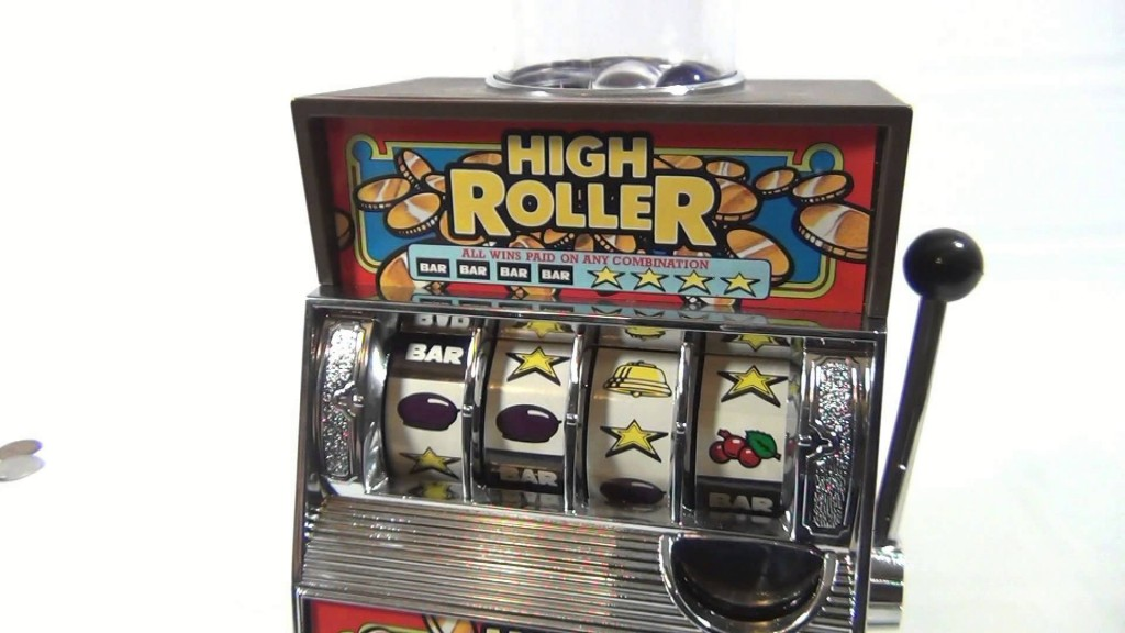 HighRoller Slot Machines