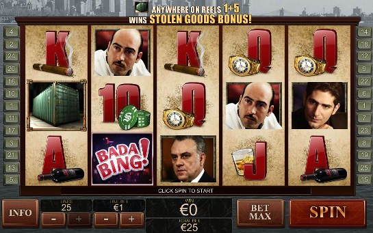 The Sopranos slots