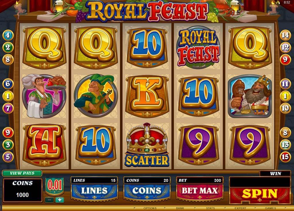 video slots online free casino