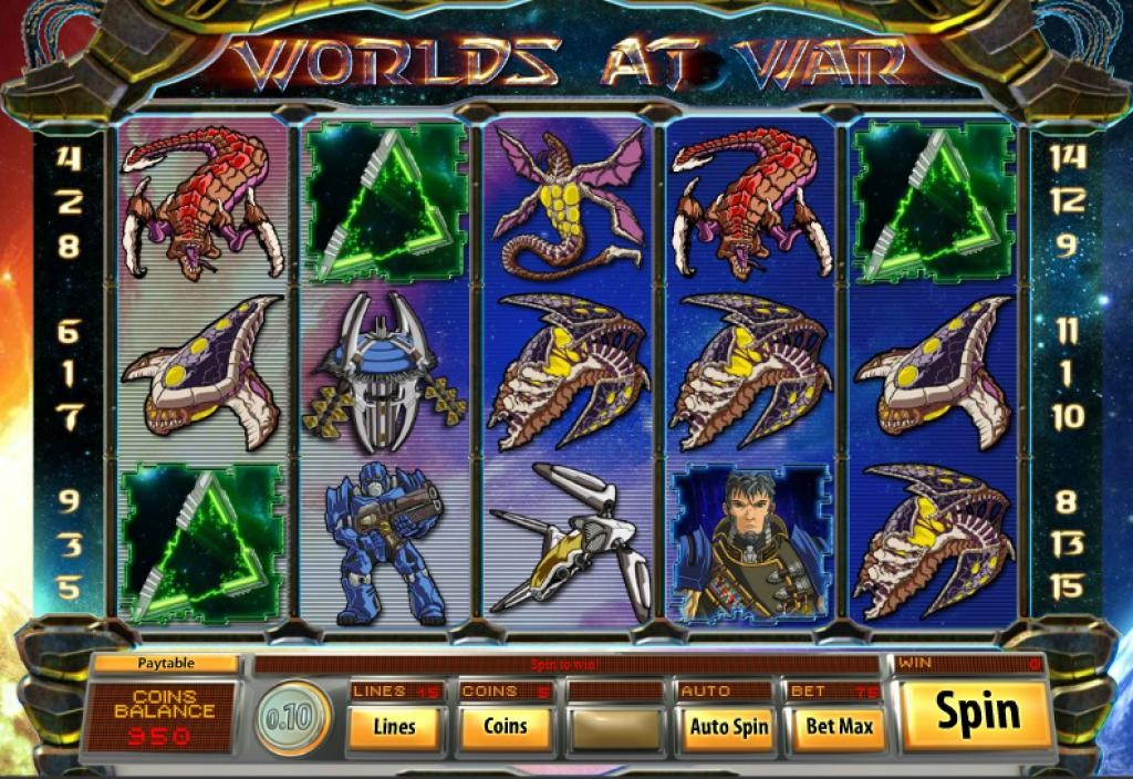 World Wars slot