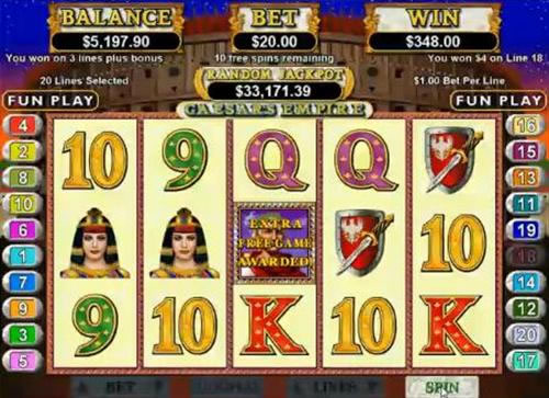 Caesar Empire slot