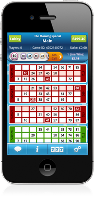 bingo on the go