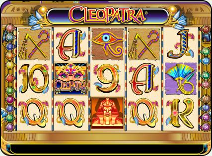 cleopatra online slot casino games dice