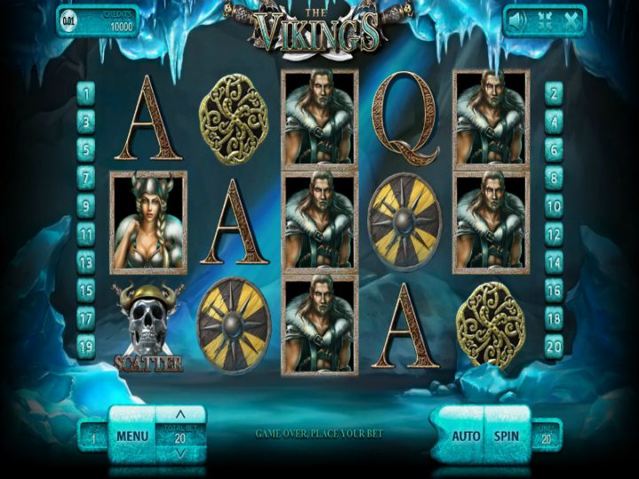 The Vikings slots